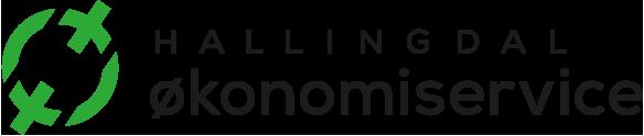 Hallingdal Økonomiservice Retina Logo